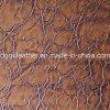 Cuoio della mobilia del PVC di disegno di modo (QDL-51409)