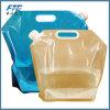 Логос перемещения изготовленный на заказ складывая пластичное ведро бутылки воды