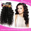 Выдвижение человеческих волос волны Unprocessed волос девственницы бразильских Weft глубокое (HBWB-Z048)