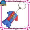 Bespoken мягкий PVC Keychain для резиновый ключевого кольца