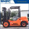 Chariot élévateur diesel 3ton de Snsc avec le mât triple à vendre