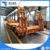Welle 3 60 Tonnen Fabrik-Zubehör-niedrige Bett-/Lowbed/Flachbett-halb Schlussteil