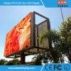 El agua al aire libre P10 Prueba SMD Pantalla LED para hacer publicidad