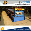 Maquinaria galvanizada H75 do material de construção do Feck do piso de aço de Kxd