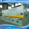 Машина гидровлической (CNC) гильотины -12X6000 QC11y (k) режа