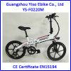 Vélo de l'aide E d'énergie électrique avec la batterie de Hiddent