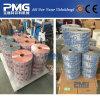Étiquette imperméable à l'eau et colorée de chemise de rétrécissement de PVC pour la bouteille ronde
