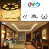 La buena fábrica del precio que vende directo 120V 220V 230V calienta la tira blanca de SMD 5050 LED