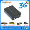 3G GPS van het voertuig Drijver met de Bidirectionele Plaats van de Sensor van de Brandstof
