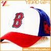 100% algodão boné de beisebol promocional Casaco e chapéu esportivo de moda para Pople