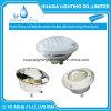 Luz subacuática blanca caliente de la piscina LED