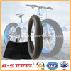Hot Sale 26X4.0 Venda por atacado Fat Tire Bicycle Inner Tubes