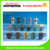 顧客用艶出しのステッカーの陶磁器のコーヒー茶マグ