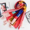 Оптовый напечатанный Geometic тонкий шарф пляжа женщин (HWM08)