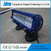 Barra clara do trabalho do diodo emissor de luz das peças de automóvel 72W com certificação do Ce