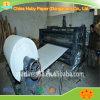 Embalaje de rollos de papel reciclado de papel Kraft Liner de color marrón con alta calidad