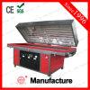 PVC Wood Vacuum Membrane Press Machine per Kitchen Cabinet Door