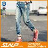Grundlegendes Denim-9. Jeans-Kleidung der kundenspezifischen Qualitäts-Baumwollmänner