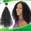 Выдвижение человеческих волос Remy популярной оживлённой микро- петли монгольское