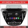 GPS Bluetooth (AD-7157)를 가진 Hyundai Elantra 2014년을%s 인조 인간 Car DVD Player
