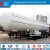 Tri-Axle 21 Ton GPL Gas Transport Trailer con Sunshade Insulation