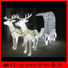 Waterproof Outdoor LED 3D Deer Motif Animal Light Natal (OB-CL-0420326)