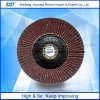 알루미늄 산화물 합금 강철을%s 입히는 플랩 디스크