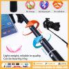 Selfie multifunzionale Stick Monopod con Cable (RK89E)