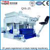 機械(Qy6-25)を作る移動式小さい投資のブロック