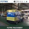 4 machine rapide extérieure d'ordures de roue d'étage électrique du coffre 140L