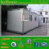 プレハブの容器の家、家20フィートは容器の、容器計画を収容する