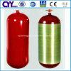 GNG Oxigênio Nitrogênio Lar Acetileno CO2 Hidrogênio CNG 150bar / 200bar Cilindro de gás de aço inoxidável de alta pressão (ISO11439)