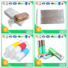 Duidelijke LDPE van de Rang van het voedsel Plastic Zak op Broodje