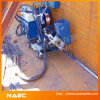 Extremidade automática do tanque/máquina de soldadura de canto da emenda