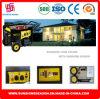 Generador de inicio de 6kw y generador de gasolina para el hogar & Outdoor de alimentación (SP15000E2)