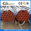 Tubulação de aço galvanizada da programação 40 do aço suave ASTM A53