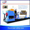 Estaca quente do plasma da tubulação de aço de carbono da venda & máquina de chanfradura Kr-Xy5
