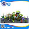 使用されたKids Modular Slides、Park Playground Equipment、庭AmusementのためのOutdoor Play Structure