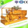 緑エネルギー発電所の電気発電機の燃料のメタンガス100kw-300kw