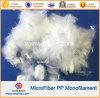 커브를 위해 단청 단일 중합체 폴리프로필렌 Microfiber