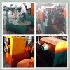 La macchina di fabbricazione di gomma nera/tagliatrice residua della gomma ricicla la macchina di gomma