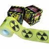 Surtidor impreso tóxico del papel higiénico