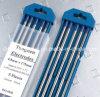Électrode de tungstène de Lanthanated pour la soudure à l'arc électrique d'argon