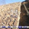 La malla de alambre piedra Gabion cajas/Gabion jaulas para el Control de Inundaciones