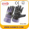 De donkere Handschoenen van de Veiligheid van het Werk van het Leer van de Zweep van het Meubilair Industriële (310021)