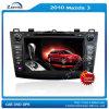8 coche DVD GPS de la pulgada HD para Mazda 2010 3 con el iPod de Bluetooth Fm (z-2984N)
