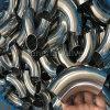 Instalaciones de tuberías sanitarias de la autógena de tope del acero inoxidable