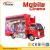 Cinematografo mobile di 5D 7D in camion