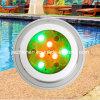 2015 lumière élégante de piscine du plastique IP68 LED