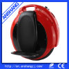 Vespa eléctrica roja, Unicycle ecléctico de la tecnología